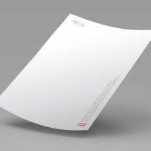 A4 Briefpapier