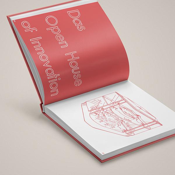Image Buch Gestaltung
