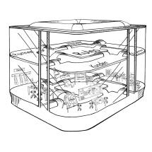 Illustration des Open House