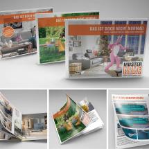 Produkt-Katalog für Home Company