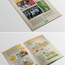 """Beihefter zum Thema """"Pasta"""" in Fachmagazinen"""