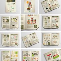 """Produktinfo für den Handel für die Bio-Marke """"Byodo"""""""