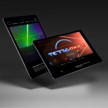 Terramars Lasertag Website