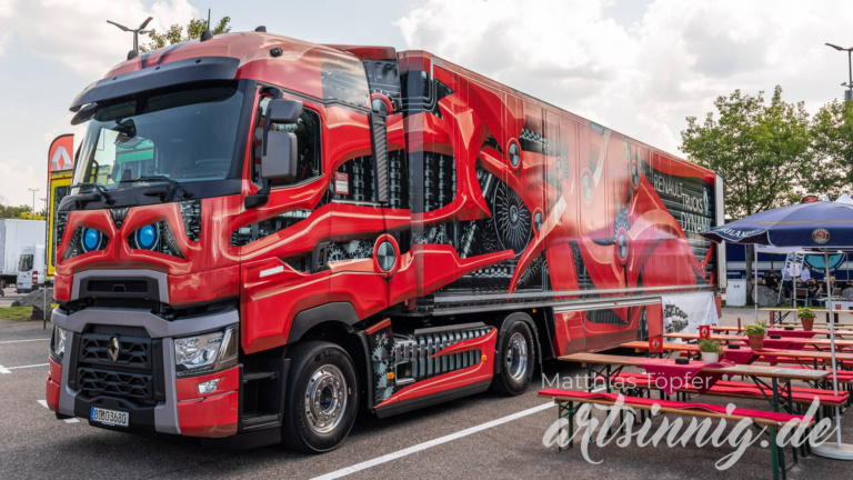 3D-Design Renault Trucks