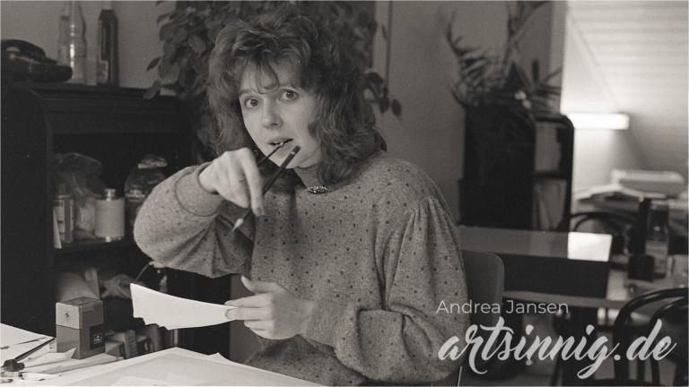 Andrea Jansen Airbrush Artistin