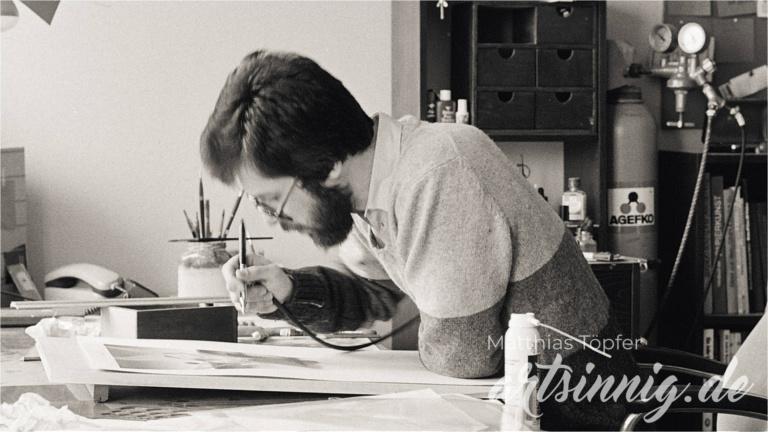Matthias Töpfer Airbrush-Artist