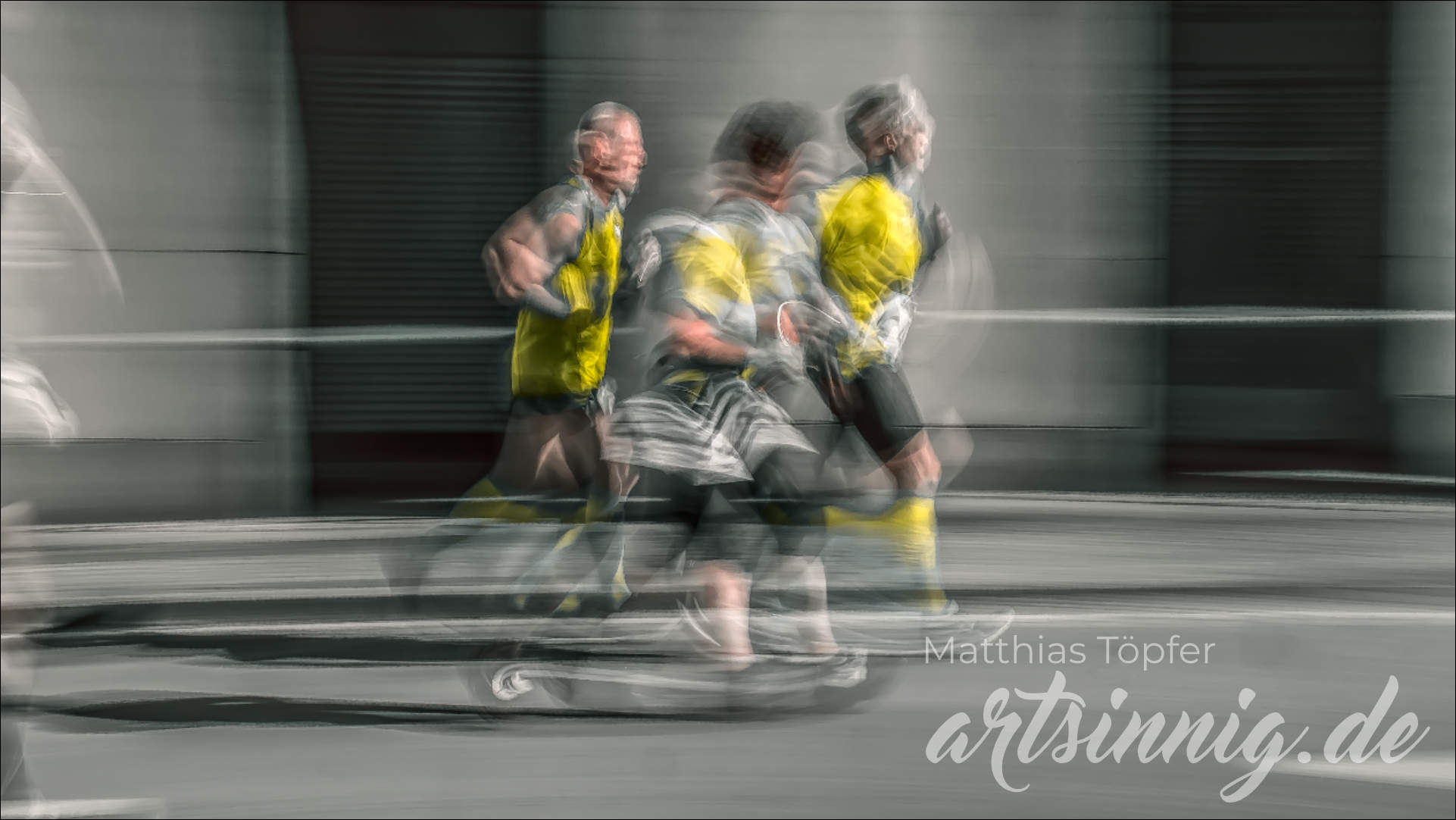 Matthias Töpfer Dynamik visualisieren Sport