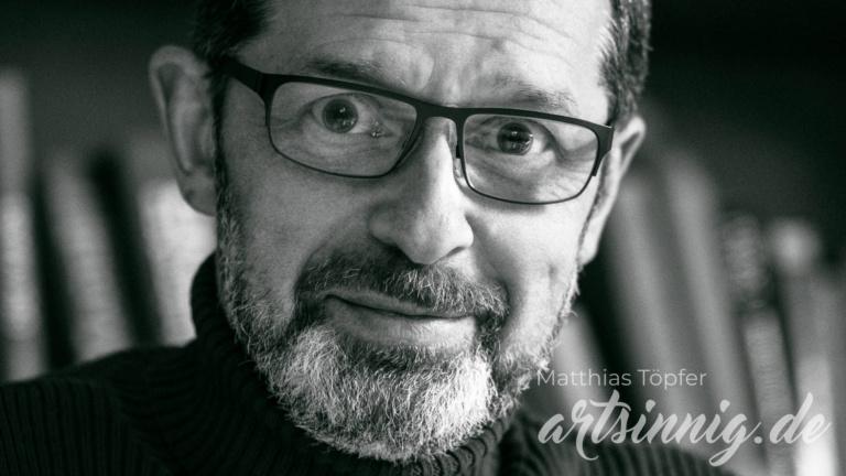 Matthias Töpfer Portrait
